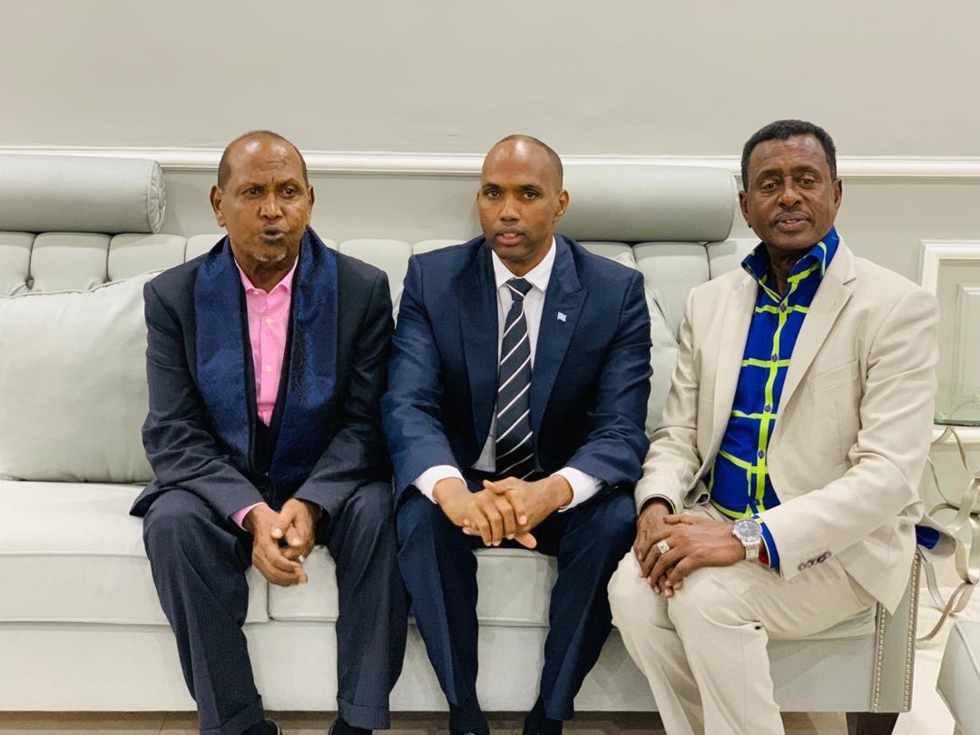 THE STAR'S TAKE ON SOMALIA'S PRIMEMINISTER