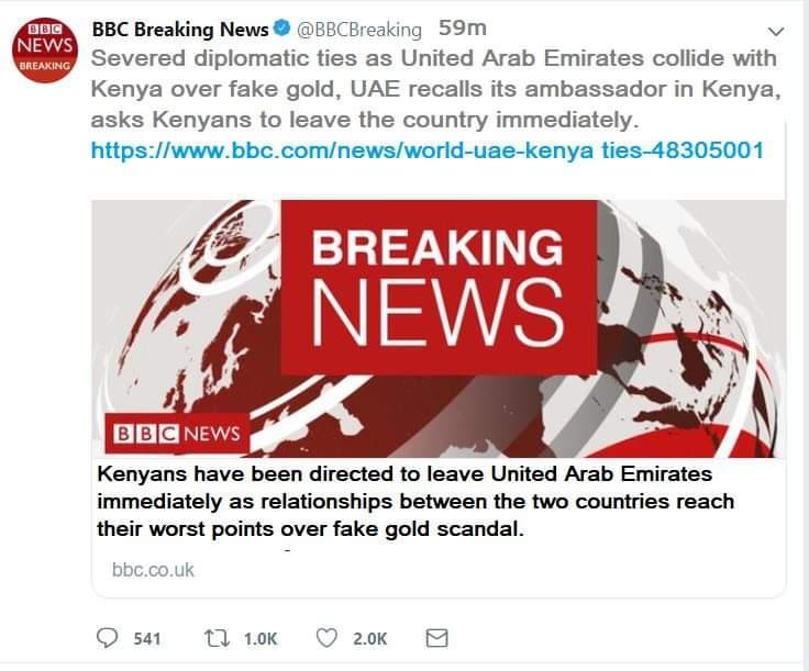 UAE MADNESS?