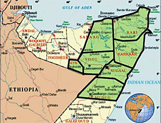 PUNTLAND: ROLE MODEL FOROTHERS