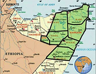 WHAT IS THE ROLE OF PUNTLAND IN THEFEDERATION?