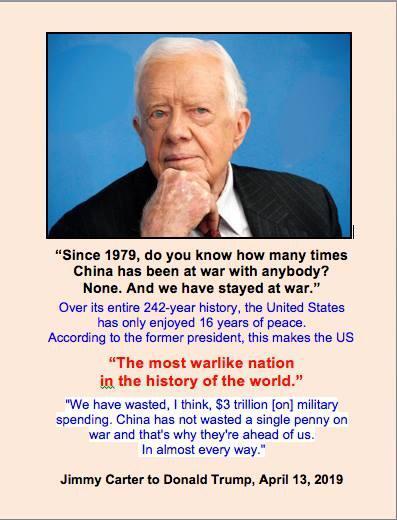 CHINA AND WAR?