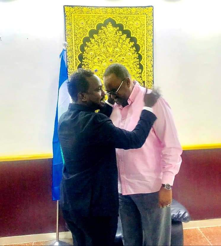 PUNTLAND: ABSENCE OF COHERENT STATEPOLICY