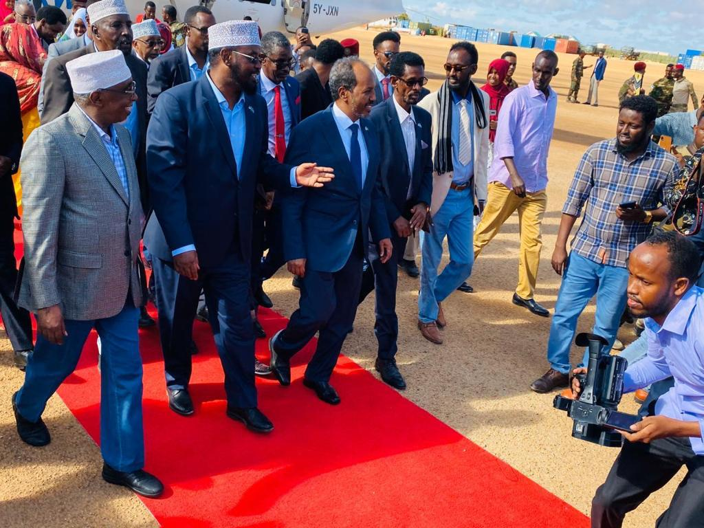 ANOTHER TURNING POINT IN SOMALIA'S GOVERNANCE