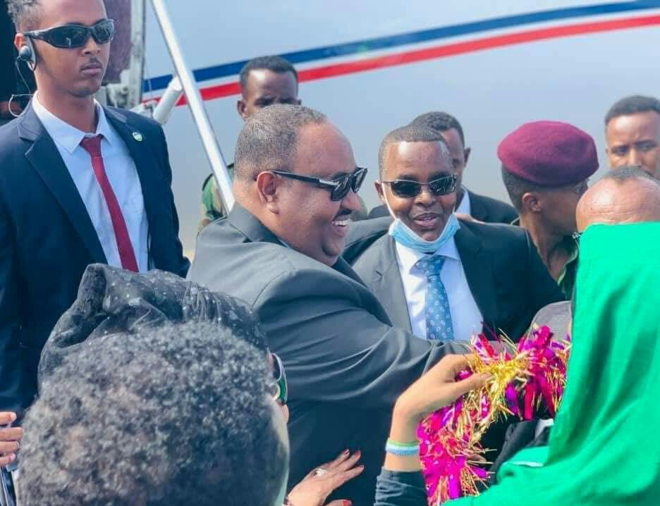 HOW TO RECEIVE HEADS OF FMSs inMogadishu
